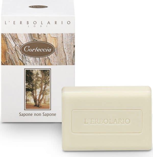 L'Erbolario Древесная кора нещелочное мыло 100 г
