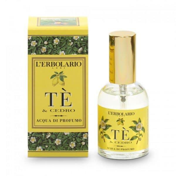 L'Erbolario Чай и цитрон парфюмированная вода