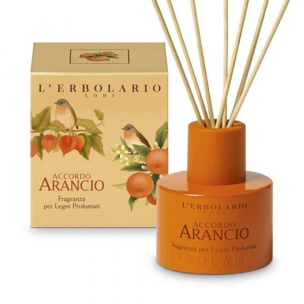 L'Erbolario Апельсин аромат для дома 125 мл