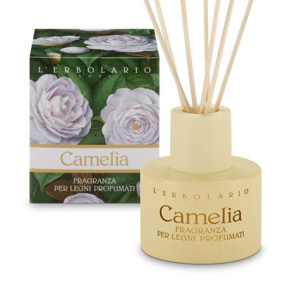 L'Erbolario Камелия аромат для дома 125 мл