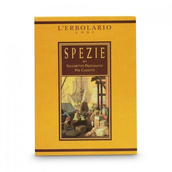 L'Erbolario Специи ароматизированное саше для комода