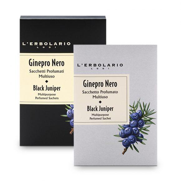 L'Erbolario Черный Можжевельник ароматизированное саше