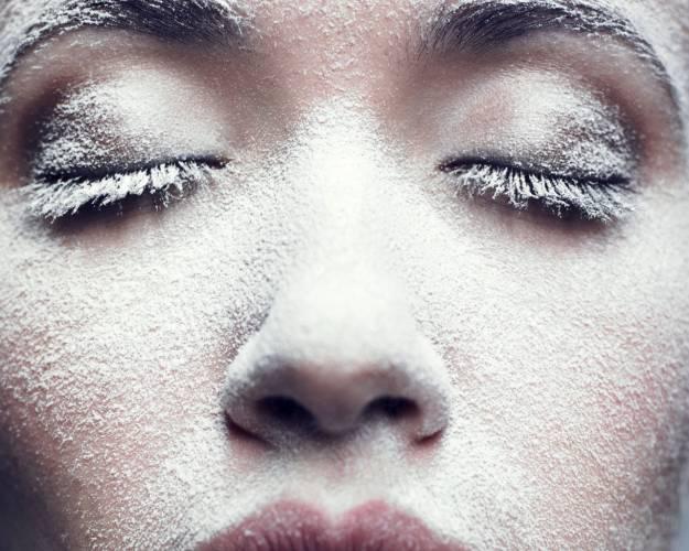 Уход за кожей лица зимой