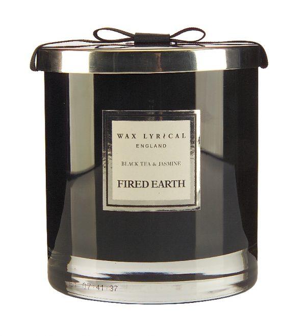 Wax Lyrical Черный чай и жасмин свеча в стекле