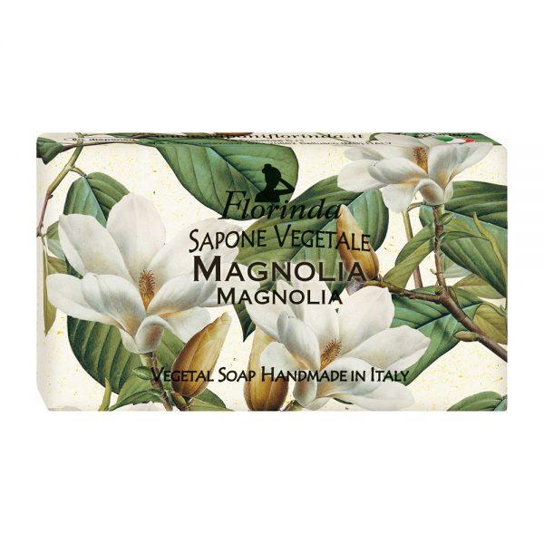 FLORINDA Воздух Осени Магнолия растительное мыло ручной работы 100 г