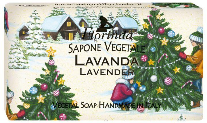 Новогодняя коллекция мыла Florinda