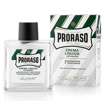 Proraso Linea Verde бальзам после бритья 100мл