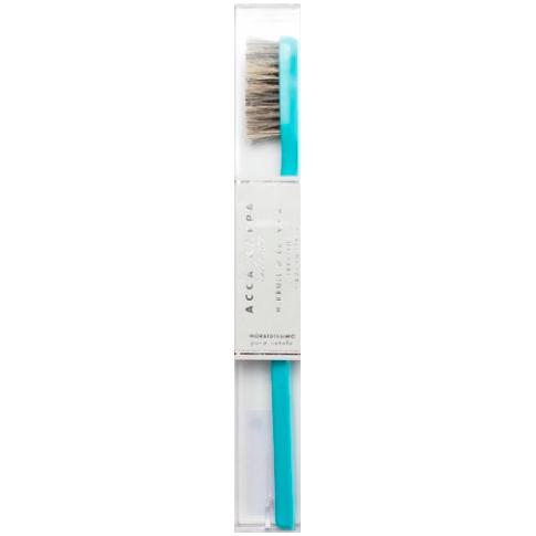 Acca Kappa Зубная щетка (пластик) с натуральной щетиной, очень мягкая
