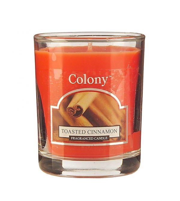 Wax Lyrical Колони Пряная корица свеча ароматическая в стекле