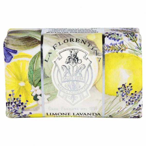 La Florentina Лимон и Лаванда мыло 200 г