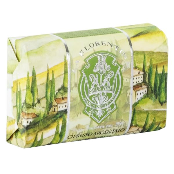 La Florentina Серебристый кипарис мыло 200 г