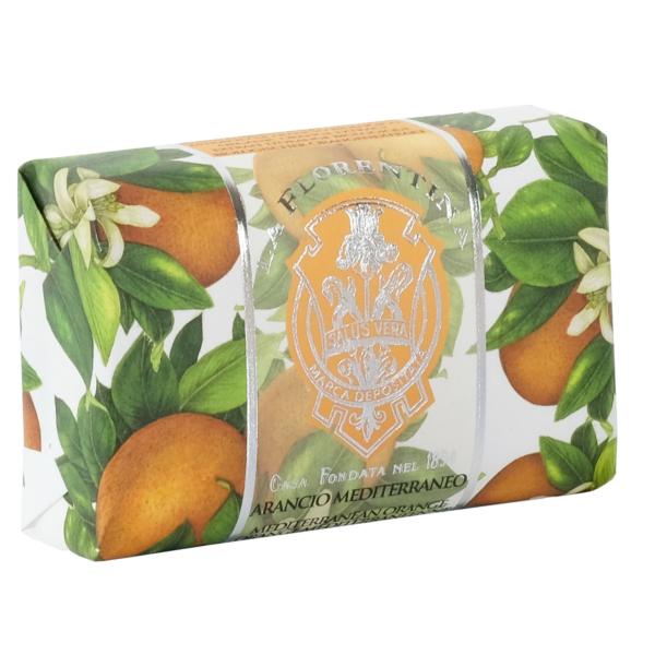 La Florentina Средиземноморский апельсин мыло 200 г