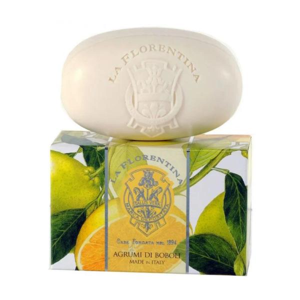 La Florentina Цитрус мыло в подарочной коробке 300 г