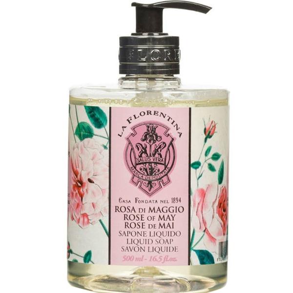 La Florentina Майская роза жидкое мыло 500 мл