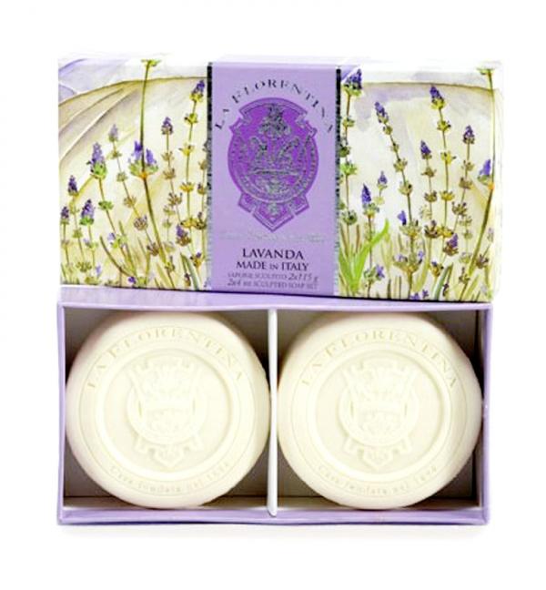 La Florentina Лаванда набор мыла 2*115 г