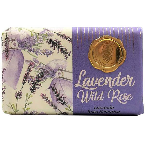 La Florentina Лаванда и Дикая роза мыло 275 г