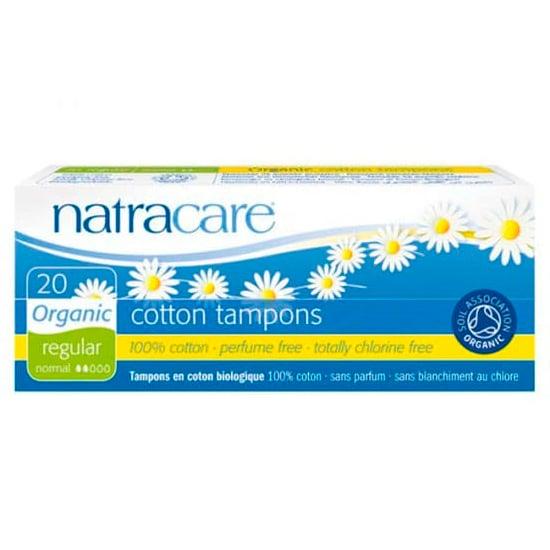Natracare Тампоны regular без аппликатора