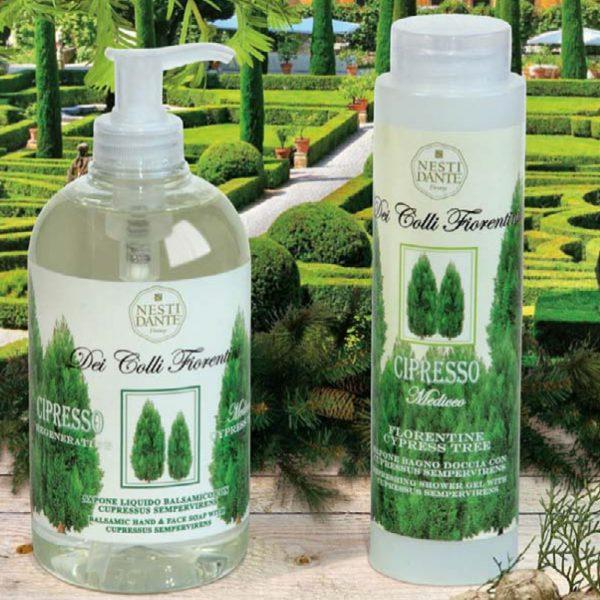 Nesti Dante Colli Fiorentini гель Regenerating Cypress tree (Кипарис) 300 мл