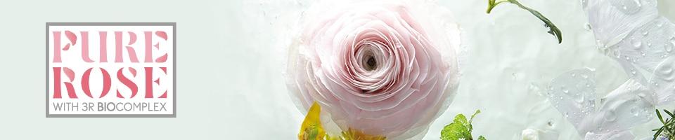Erbario Toscano Чистая роза гель-пена 250 мл