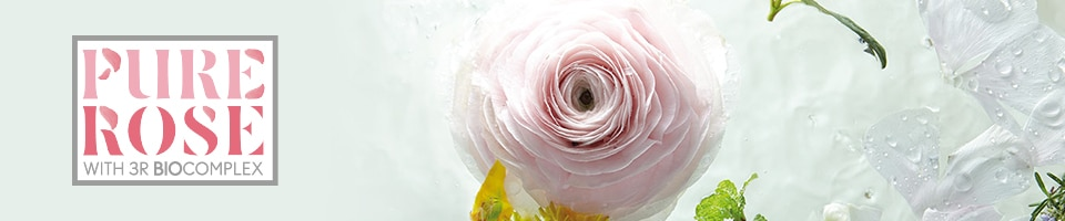 Erbario Toscano Чистая роза увлажняющий 24 ч крем для лица 50 мл