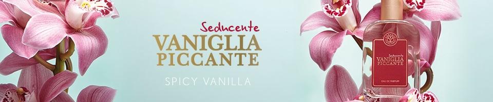 Erbario Toscano Пикантная ваниль парфюмированная вода 10 мл / 50 мл