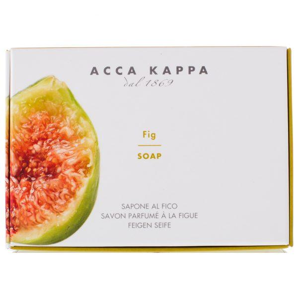 Acca Kappa Fig мыло туалетное (Инжир) 150 г
