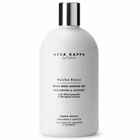 Acca Kappa Muschio Bianco гель для душа и ванны (Белый Мускус) 500 мл