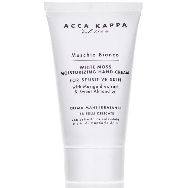 Acca Kappa Muschio Bianco крем для рук (Белый Мускус) 75 мл