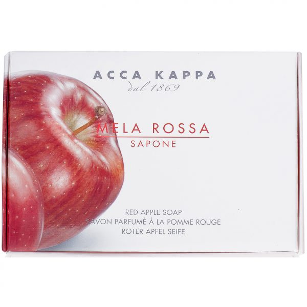 Acca Kappa Apple мыло туалетное (Красное Яблоко) 150 г