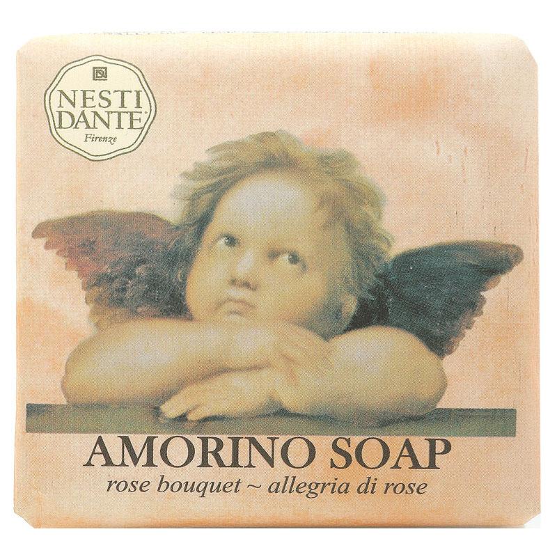"Nesti Dante Amorino мыло ""Букет роз"" 150 г"