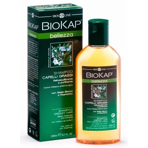 BioKap Шампунь для жирных волос 200 мл