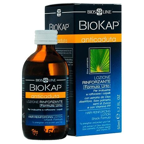 BioKap Лосьон для укрепления и защиты волос от выпадения (Шок Формула) 50 мл