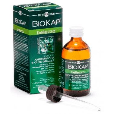 BioKap Лосьон против перхоти и жирных волос 50 мл