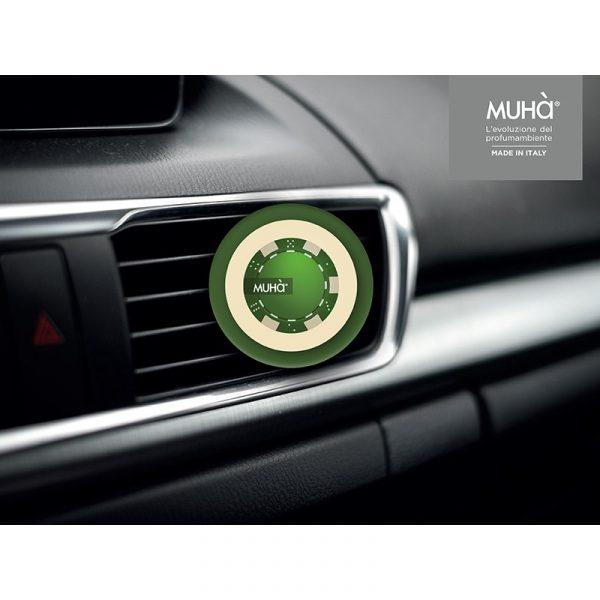 Muha Символ Магнолия и фрукты автомобильный диффузор