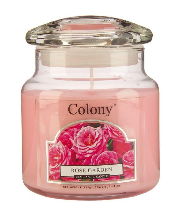 Wax Lyrical Колони Розовый сад набор чайных свечей (9 шт.)