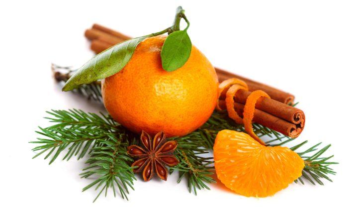 Зимние ароматы в парфюмерии