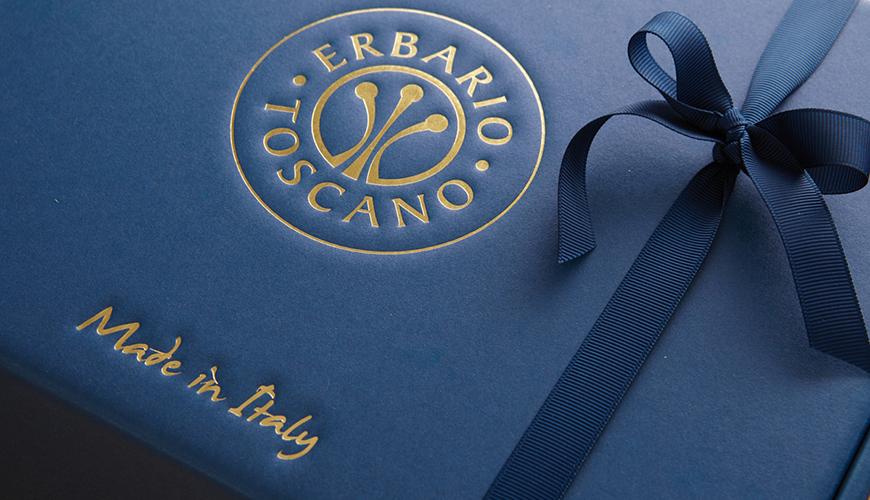 Erbario Toscano подарочные наборы