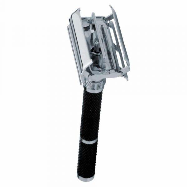 Erbe Solingen 6491 Станок для бритья, хром, ручка черная