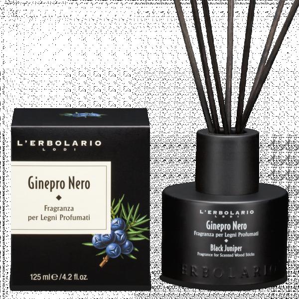 L'Erbolario Черный можжевельник аромат для дома 125 мл