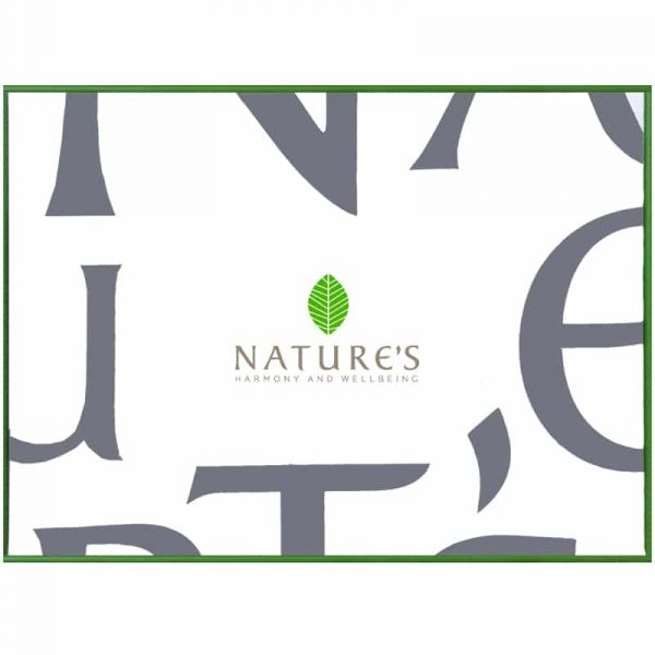 Фирменная подарочная упаковка Nature's (при заказе от 2500 р)