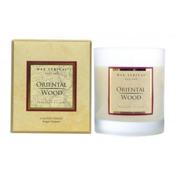 Wax Lyrical Восточное дерево свеча стекло 45 ч