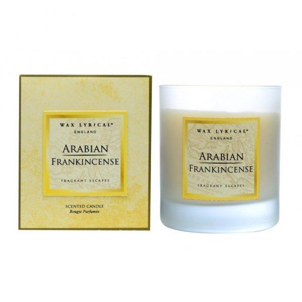 Wax Lyrical Арабский ладан свеча стекло 35 ч