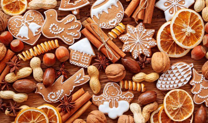 Новогодние ароматы